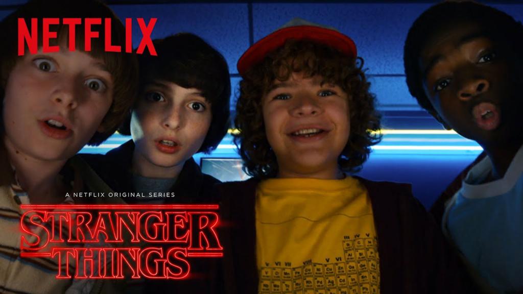 Stranger things (ストレンジャー・シングス)